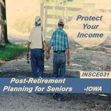 Iowa: 4hr CE - Post-Retirement Planning for Seniors